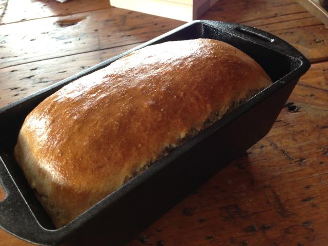 bread pre kneading