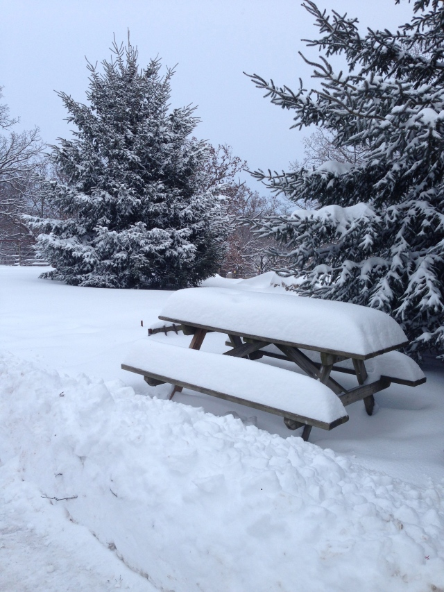 measurable snow
