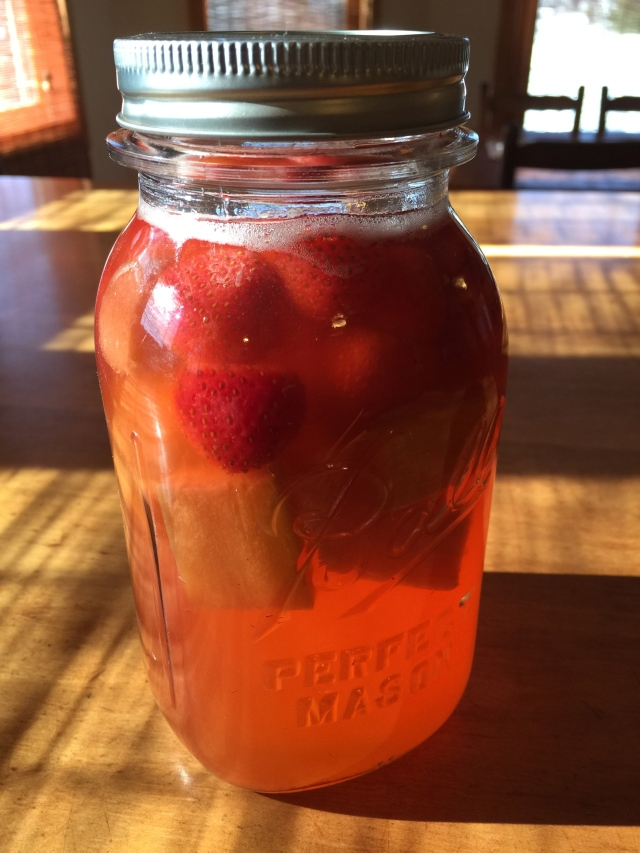 fruit kvass